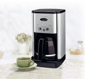 Cuisinart Coffee Maker DCC-1200 Review