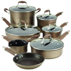 Anolon Professional Hard Anodized Nonstick 12-Piece Cookware Set Review