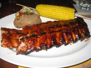 Simple Recipe for Oven Glazed Ribs