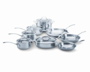 Calphalon Tri-Ply Stainless Steel Cookware Set Review
