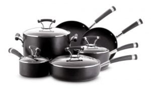 Circulon Contempo Hard Anodized Nonstick 10-Piece Cookware Set Review
