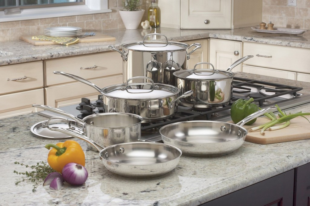 Cuisinart 77-10 Chef's Classic Stainless-Steel 10-Piece Set Review3