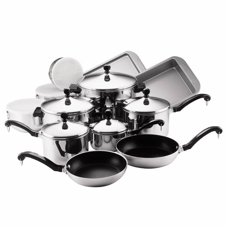 Farberware Classic Series Cookware Set Review