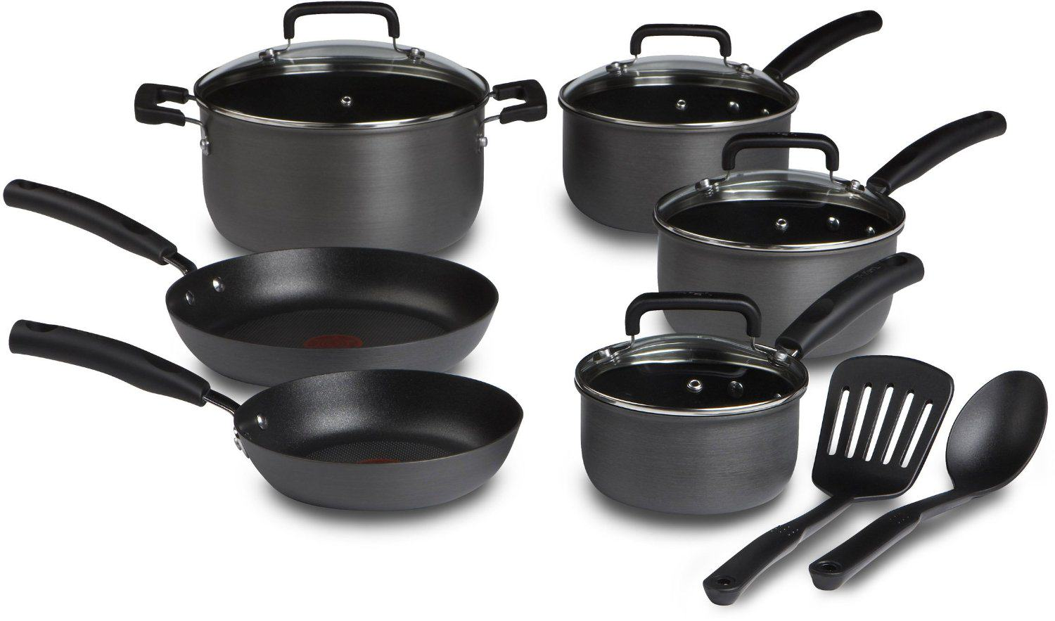 T-Fal Signature Hard Anodized 12 Cookware Piece Set Review
