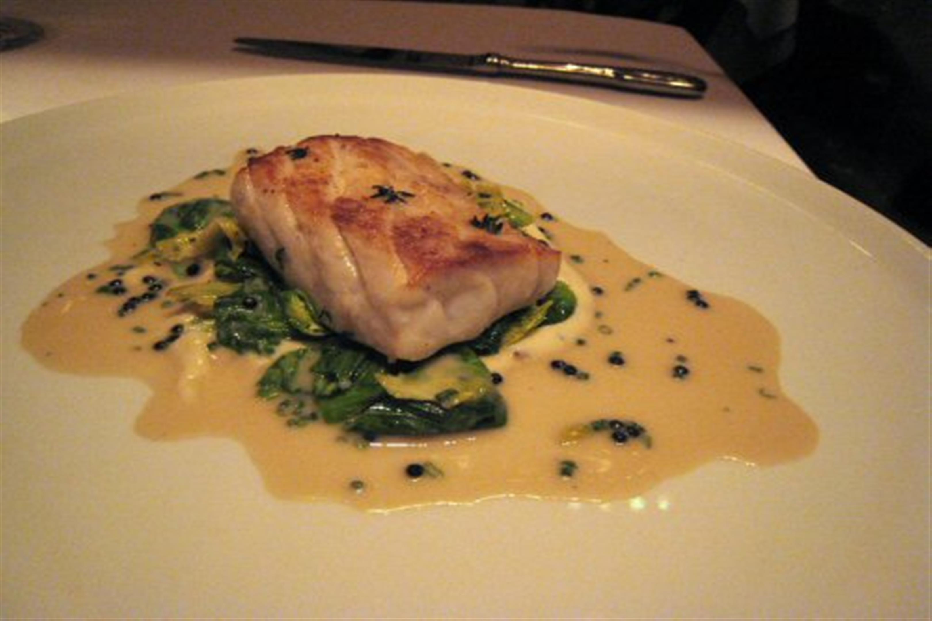 Wild Striped Bass Recipe