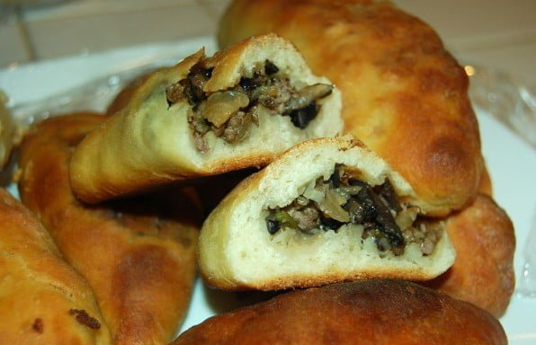 Russian Pirozhki Recipe