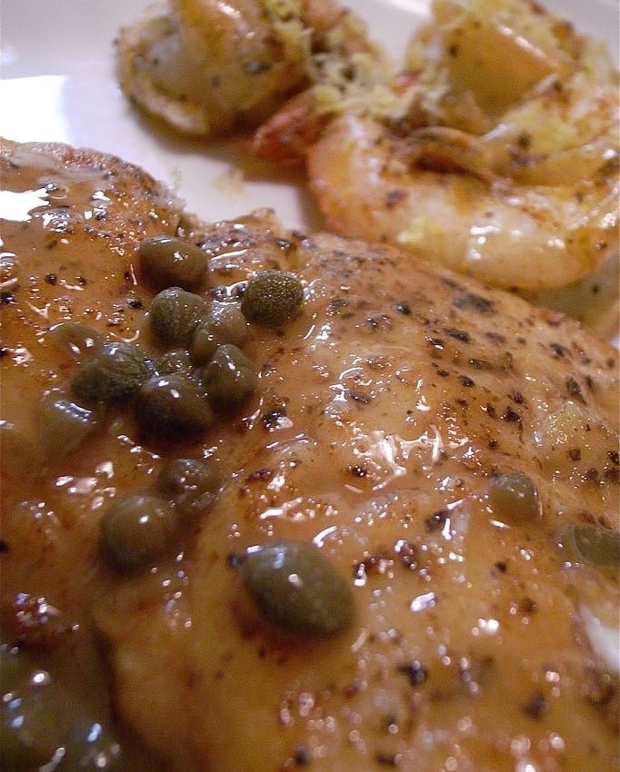 Sole Piccata Recipe