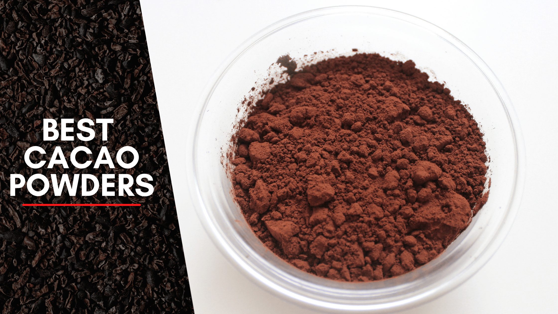Best Cacao Powders