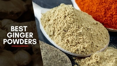 Best Ginger Powders